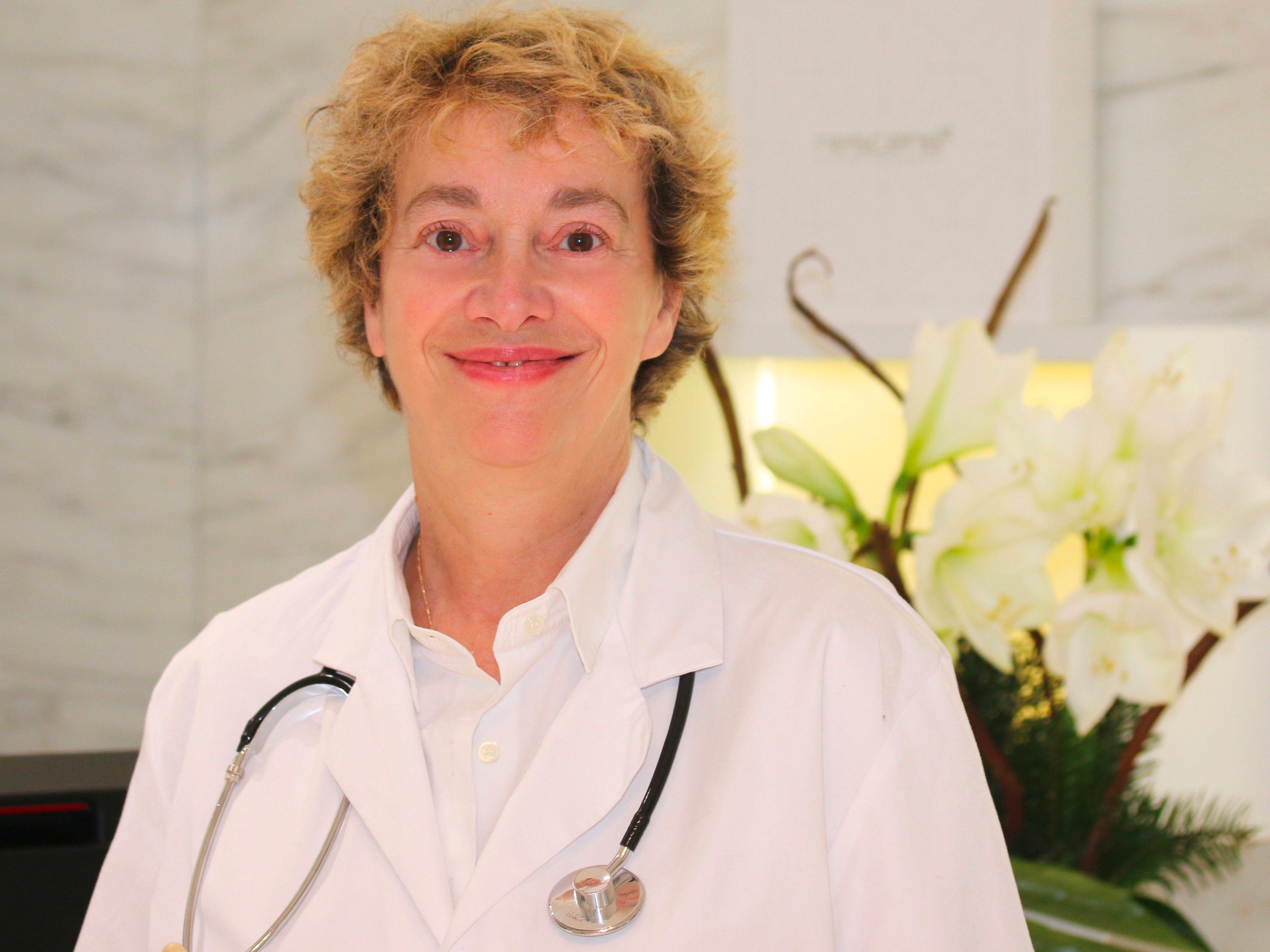 Le Dr Dominique Mariani, anesthésiste auprès du Dr Marchac
