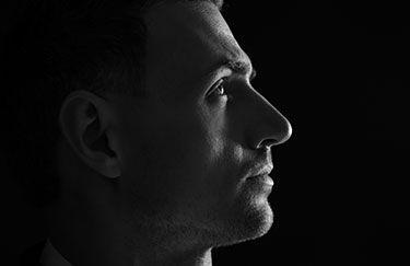 Chirurgie esthétique du nez asymétrique pour les hommes