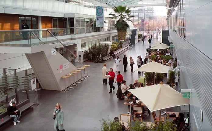 Le Dr Marchac opère au sein de l'hôpital Européen Georges Pompidou