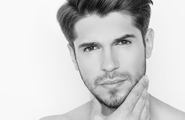 Lipofilling du visage (lipostructure du visage) pour l'homme - Dr Marchac Paris 16