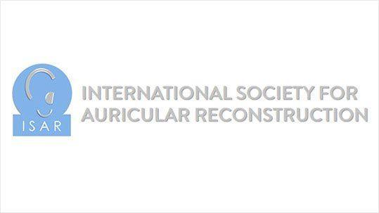La reconstruction de l'oreille au congrès ISAR, pour parler de ces dernières innovations